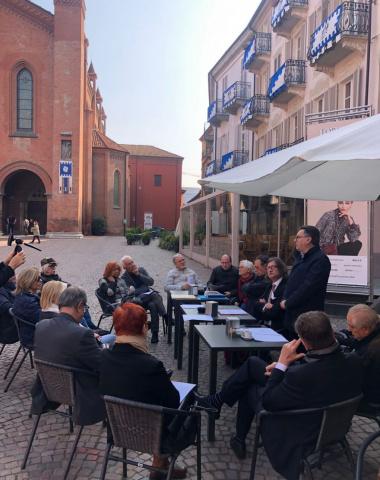 Presentata l'Ensemble Romeo Paglia
