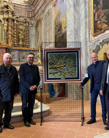 Inaugurata le due mostre targate San Giuseppe