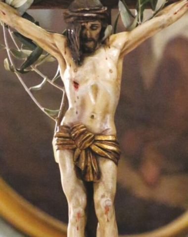 Il Crocefisso del Beato Giuseppe Girotti